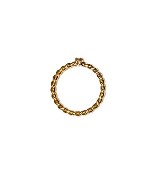 anello intrecciato 1