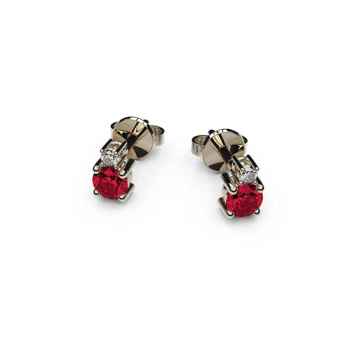 orecchino doppi prosp ruby